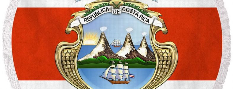 costa-rica-coat-of-arms-and-flag-serge-averbukh