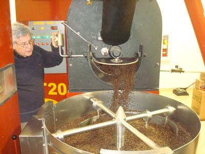 Scipio Farms Endores Eco Delight Coffee